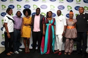 Music legends, Adewale Ayuba, Stella Monye, Mike Okri, pair up with the top 3 contestants tonight on Nigerian Idol