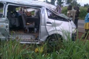 NANS Senate president and 4 others dies in an auto crash