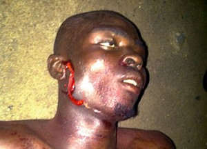 …As suspected cultists kill 25-year-old man