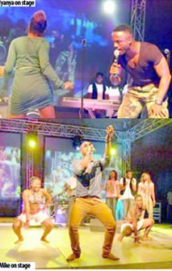MTN Project Fame's stars headline Calabar's finest night
