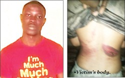 A 22-year-old man, allegedly kidnapping a female undergraduate of Unilag and rapes