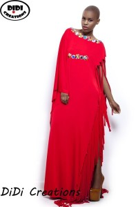 "DiDi Creations, A UK based Design labe presents its ""BouBou"" Collection"