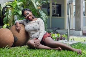 Gbemi Olateru  looking Fabulous in her New Photoshoot.
