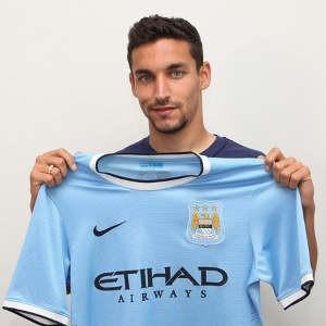 City complete Navas signing