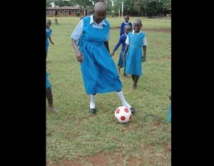 Kenyan Granny Starts School