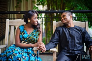 Mathilda & Osa's  Pre-Wedding Photoshoot | Photos by Fola