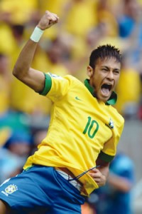 Hosts Brazil cruise past Japan