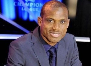 Sunday Oliseh blames the domestic league for Eagles' failure