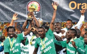 FIFA cancels Nigeria's victory party