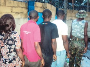 Robbery suspect – I still want to join police…
