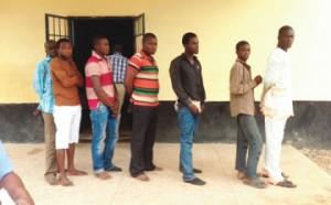 Four suspected members and security guard, rape undergraduate in Ekiti state