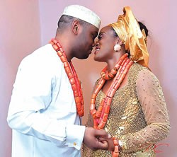 Odili gives out daughter
