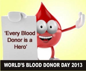 UNIVERSITY OF UYO TEACHING HOSPITAL CELEBRATES WORLD BLOOD  DONOR DAY JUNE 14 – GIVE THE GIFT OF LIFE, DONATE BLOOD.