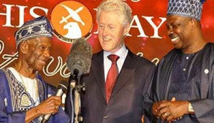 Clinton lists Nigeria's challenges