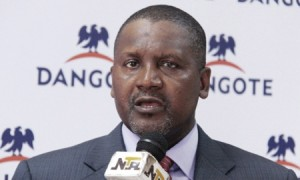 Dangote, Africa's first $20bn Man — Forbes