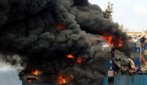 Fuel Explosion Rocks Atlas Cove Jetty In Lagos!
