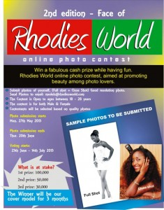 Participate in Face of Rhodies World online photo contest – 2nd Edition