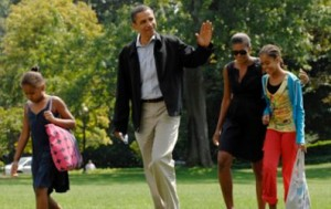 Obama Family Africa Trip Under Fire…
