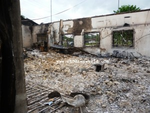 PHOTOS: News Updates on Uniuyo Riot. The Police Almost Killed Me – Uniuyo Registrar