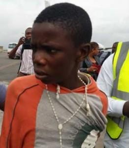 Teenage 'James Bond' in Nigeria?
