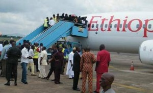 First International flight debuts in Enugu Airport