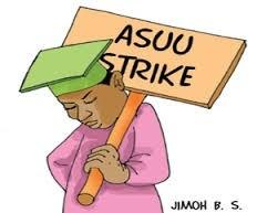 ASSU Strike and faltering university education