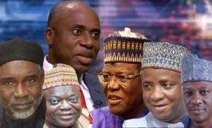 Amaechi and six Governors linked to new party registration