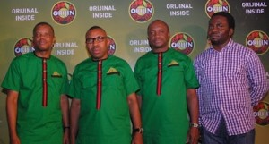 Photo News: Orijin drink berths in Port Harcourt