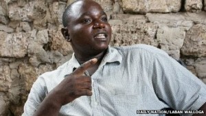 Two Kenyan men signs agreement to marry same woman