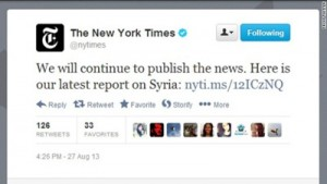 Hackers attack New York Times website
