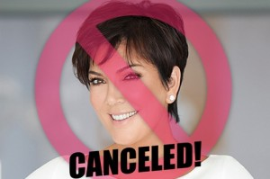 Cancelled: Kris Jenner's show comes to abrupt end