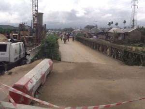 Bridge collapses in Bayelsa