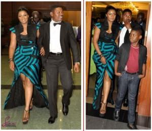ACTORS GUILD OF NIGERIA HONOURS OMOTOLA JALADE EKEINDE
