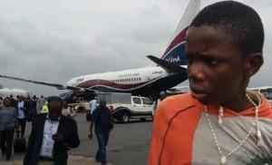 OPINION: Young Daniel's Plan to sneak out of Nigeria to USA in Arik tyre compartment.