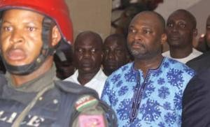 EFCC OFFICIALS INTERROGATED RIVERS STATE HOUSE MAJORITY LEADER, HON. CHIDI LLOYD AND OTHERS