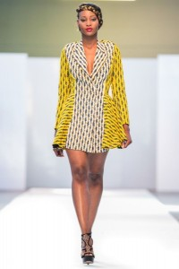 Runway Photos: Fashion Brand Ella and Gabby At The 2013 Africa  Fashion Week London