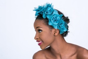 Charming Head Wraps, Fascinators & Turbans. Ene Lawani Present It's 2013 Collection.