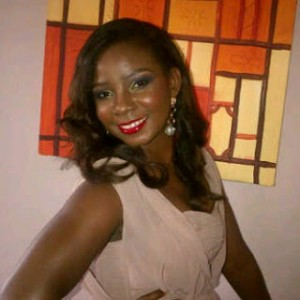Could this be Genevieve Nnaji's Daughter?