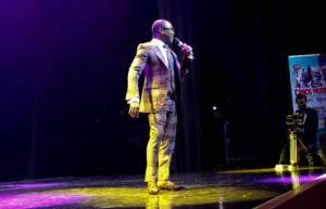 Julius Agu: 'Crack Ya Ribs' A Night of Comedy and Music Explosion in London | See Photos.