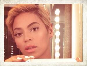 BEYONCE WEARS GLAM NEW LOOK WITH SHORT HAIR | LOOKS LIKE RIHANNA