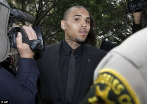 Chris Brown Says he should be Allowed To Take Medical Marijuana For His Anger Issues.