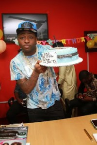 Singer Davido Appointed Editor Of Teen Y! Magazine As He Turns 21