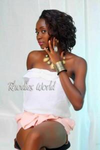 Meet Face Of Rhodies World Contestant No. 24 – Miss Chukwu Chinenye Philomina