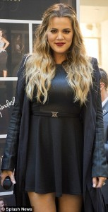 Khloe Kardashian Shrugs Off Marriage Woes To Showcase Blonder Locks In Amsterdam