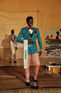 PHOTOS: Divine Ezike emerges as winner of Mr. Tourism Nigeria 2013.