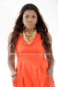 "RW Exclusive: Nollywood Actress, Anita Keyss –  ""Acting Alongside Tonto Dike Was A Big Deal For Me""."