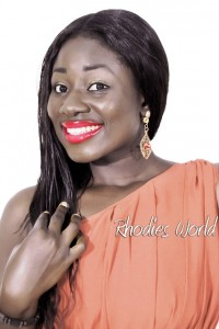 Meet Face Of Rhodies World Contestant No. 35 – Miss Olutimayin Oluwande