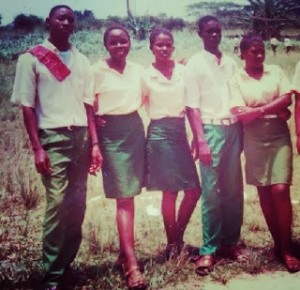 See Photo Of Omawumi When She Was In Secondary School