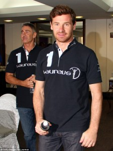 Andre Villas-Boas is the new Manager of Zenit Saint Petersburg FC