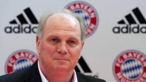 Bayern Munich President Uli Hoeness has been jailed for three and a half years for tax evasion.